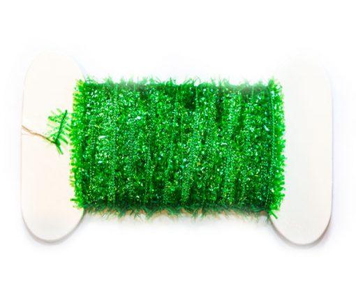 Waterburn Synthetic Line 7mm Cactus Straggle Mini Fritz Card Bobbin grass green