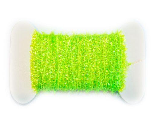 Waterburn Synthetic Line 7mm Cactus Straggle Mini Fritz Card Bobbin lime green