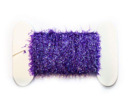 Waterburn Synthetic Line 7mm Cactus Straggle Mini Fritz Card Bobbin ultra violet