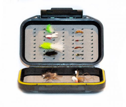 126 Space ABS plastic Waterproof Fly Box