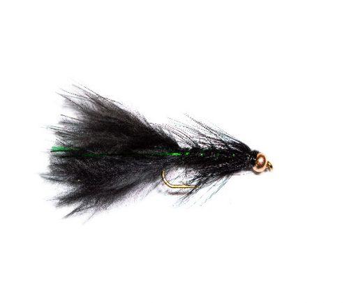 Copper Head Black Flash Damsel http://www.fish-fishingflies.co.uk