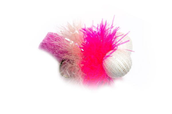 Fish Fishing Flies brings you the superb, Crystal Pink Foam Blob Booby