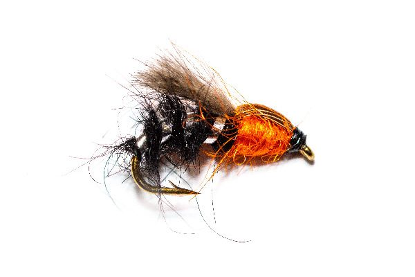 The Fantastic Hatching Duck Fly from Fish Fishing Flies. Realistic Flies at Realistic prices.