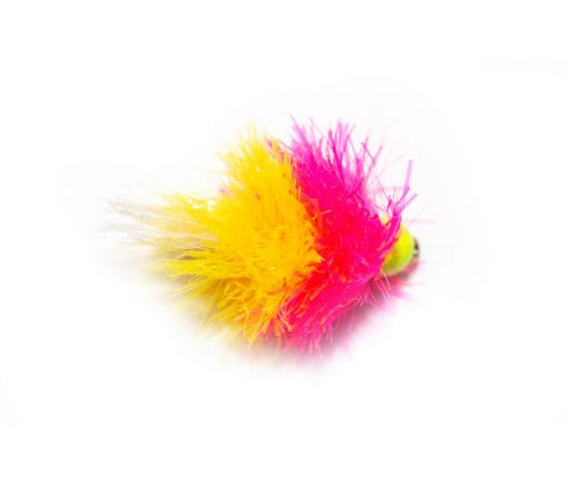Fish Fishing Flies Online Trout Flies - Hi Vis Cocktail Blob Trout Fishing Flies online.