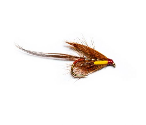 Fantastic Quality Trout Fishing Flies, Cheapest in the UK, Silver Dabbler