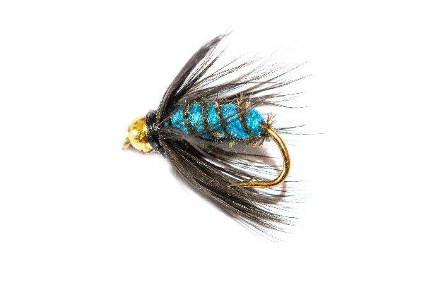 Blue Bottle Wet Fly Goldhead Fly Shops