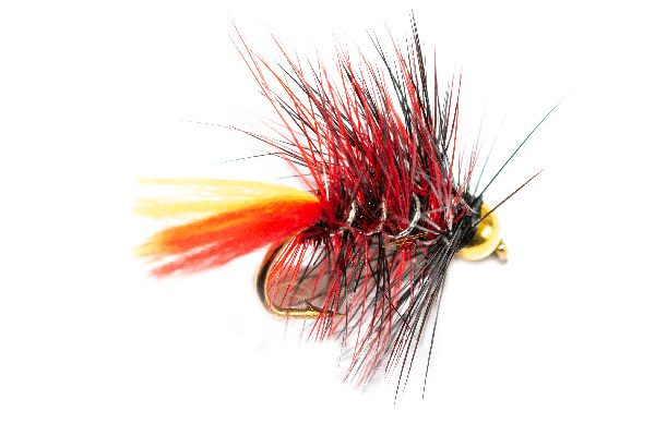 Clan Chief Wet Fly Goldhead, fish fishing flies