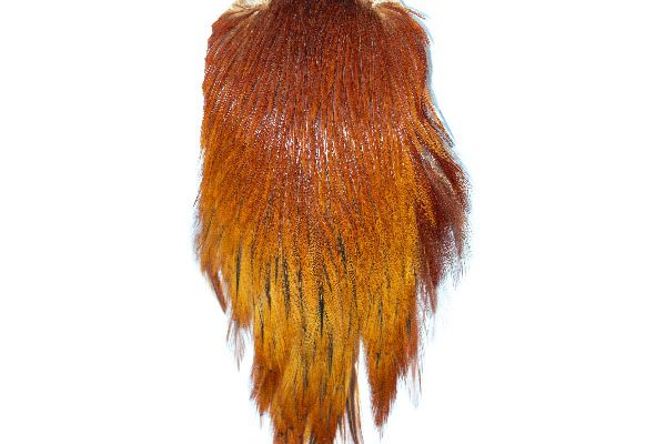 Waterburn Fly Tying Materials Range, Ginger Cock Cape