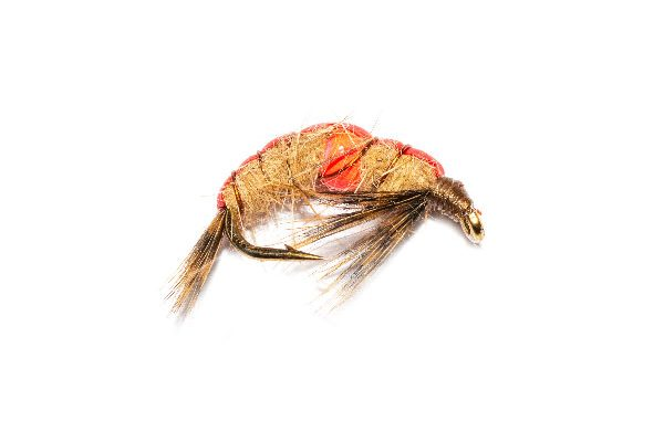 Spot On Tan Shrimp Fishing Fly
