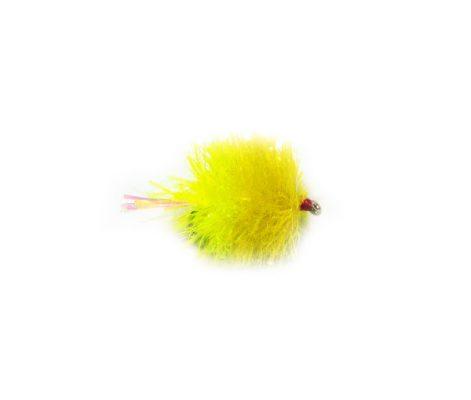 Yellow Cocktail Sunburst Blob