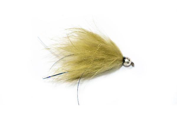 Trout Fly Shop Online, Tungsten Head Flashy Blue Apache Damsel