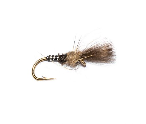 Black Mirage CDC Fishing Fly