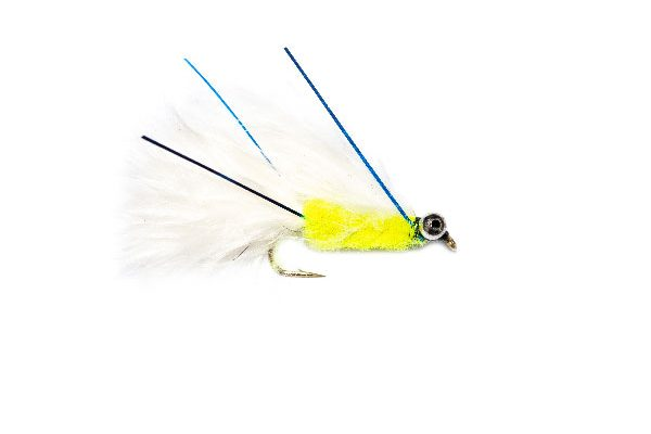 Blue Flash Cats Whiskers Fish Fishing Flies