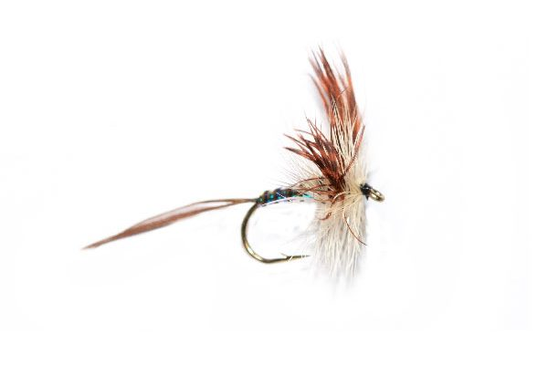 Fishing Fishing Flies Fly Shop, Brown Iridescent Mayfly