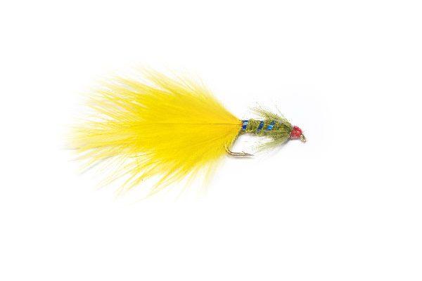 Flash Back Yellow Damsel