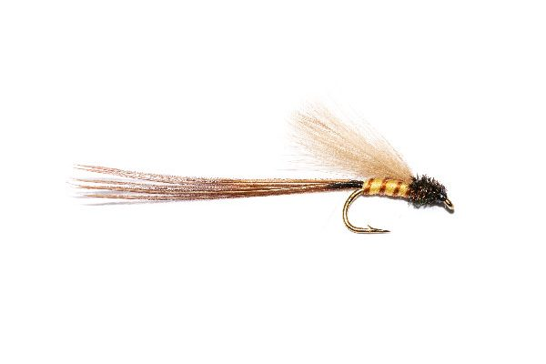 Mayfly CDC Tan Fishing Fly