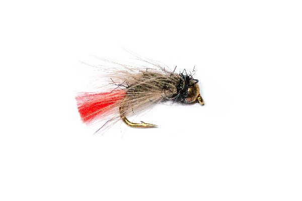 Red Tag CDC Nymph