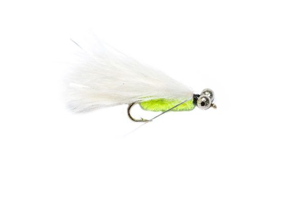 Fish Fishing Flies, Silver Flash Cats Whiskers Lure