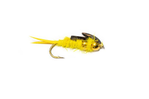 Stonefly Twin Gold Nugget