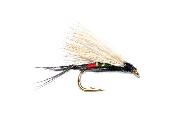 Fishing Flies Black Harray Hopper Fishing Fly