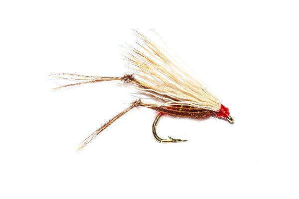 Fishing Flies Fiery Brown Harray Hopper
