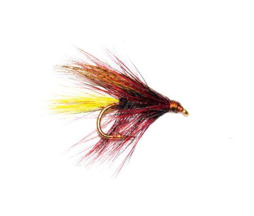 Wet Fishing Flies Online Boghill Dark Claret
