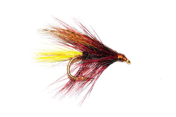 Wet Fishing Flies Online Boghill Dark Claret