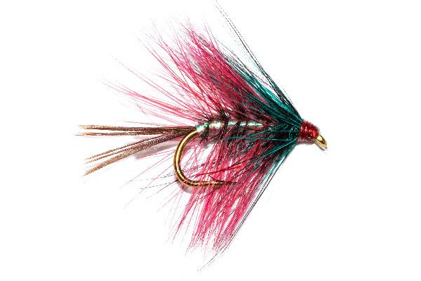Fly Shop Claret & Pearl