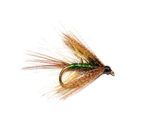 Dark Rozzer Fishing Fly