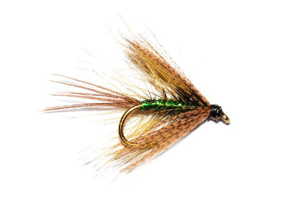 Dark Rozzer Fishing Fly
