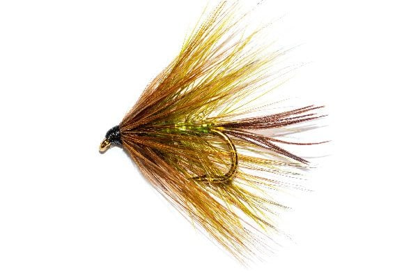 Light Rozzer Wet Trout Fishing Flies