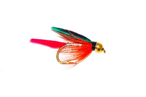 Wet Goldhead Fishing Fly