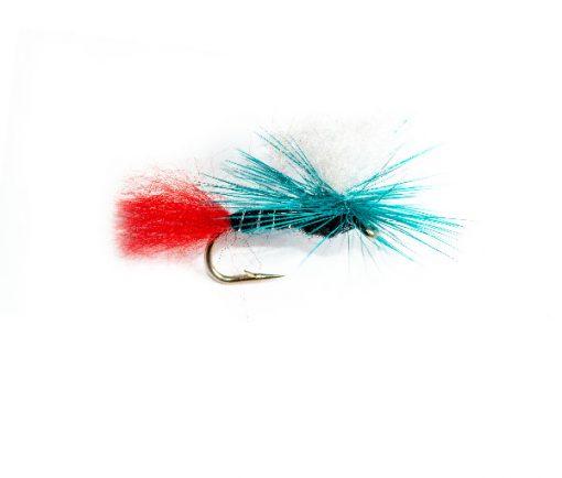 Blue Zulu Parachute Trout Fishing