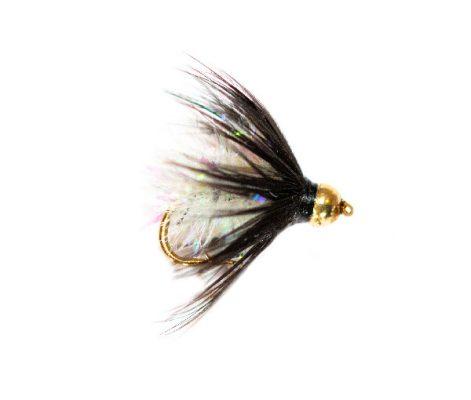Bushy UV Pearl Spider Fishing Fly