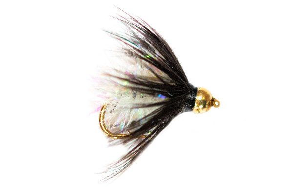 Bushy UV Pearl Spider Fishing Fly