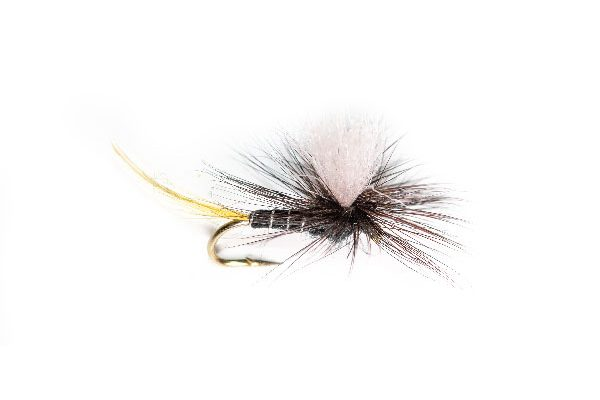Connermara Black Parachute Trout Fly