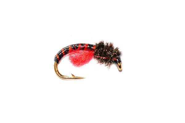 Peacock Head Red Crisp Packet Epoxy Buzzer