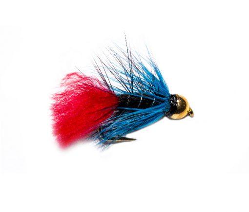 Blue Zulu Goldhead