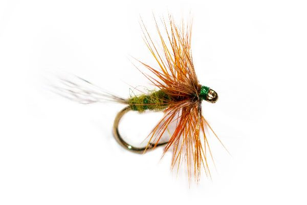 Jingler Dry Fly Fish Fishing Flies