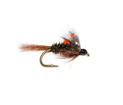 Rutlands Glory Diawl Bach Nymph Fishing Fly