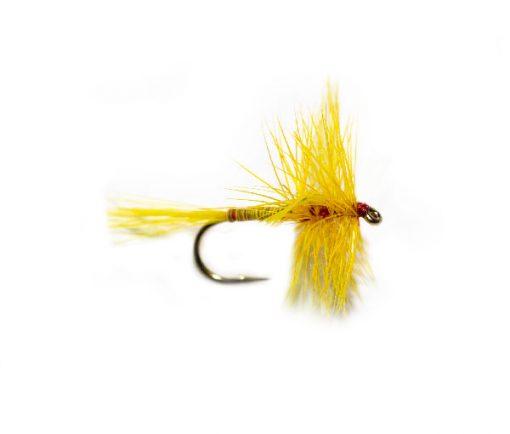 Fish Fishing Flies, Yellow Boy Quill