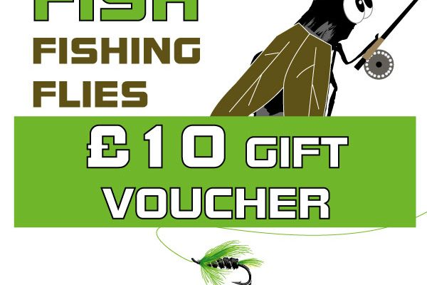 Fly Fishing Gift Voucher £10