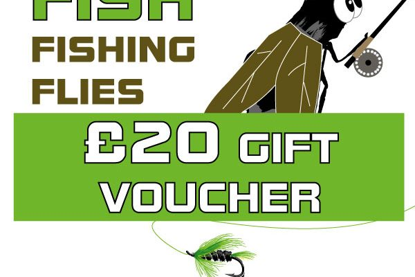 Fly Fishing Gift Voucher £20