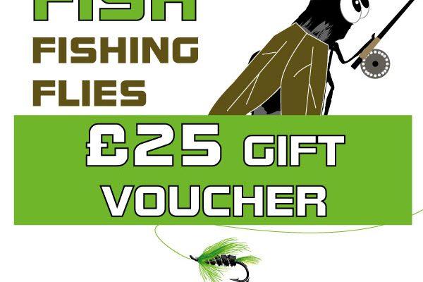 Fly Fishing Gift Voucher £25