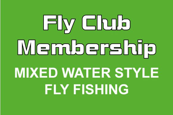 Fly Fishing Club Mixed Style Membership