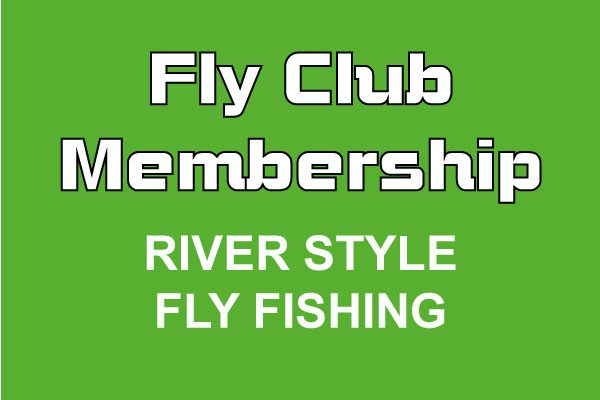 Fly Fishing Club River Membership