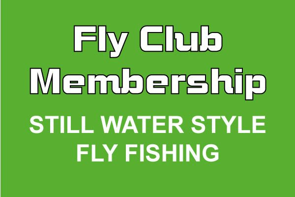 Fly Fishing Club Stillwater Membership
