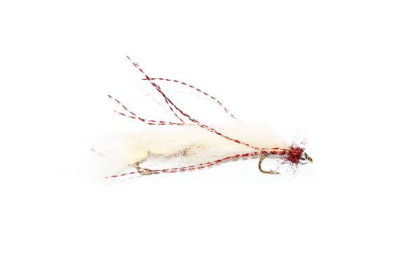 Bead Head Red Flash Snake Fly
