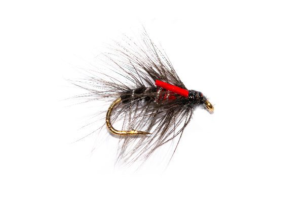 Bibio Red Biot Trout Fly