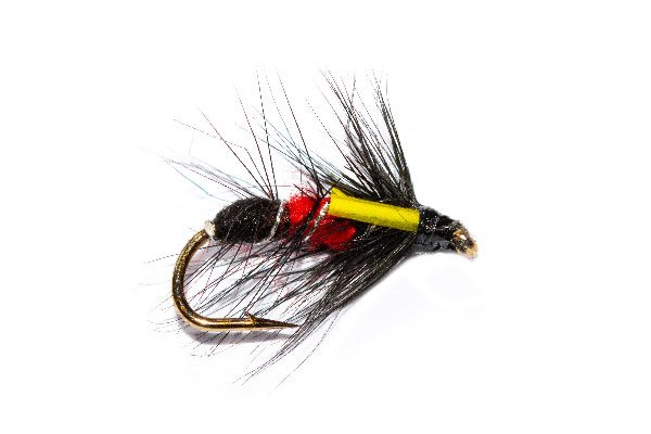 Bibio Yellow Biot Wet Fly